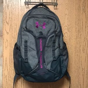 Like new under armour backpack